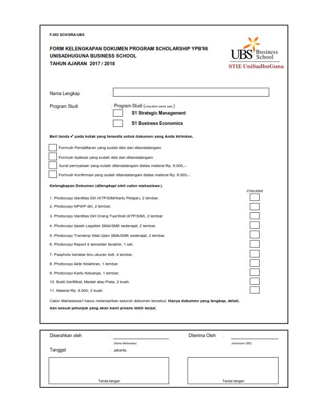 Form Kelengkapan Scholarship 2017-2018_001
